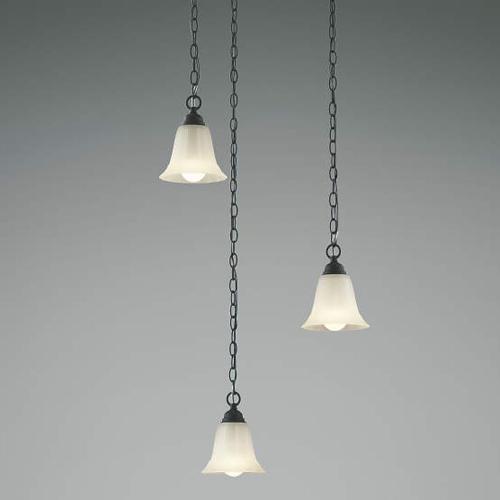 【送料無料】コイズミ照明 LEDペンダントライト 高天井用 白熱球60W×3灯相当 電球色 AA39694L