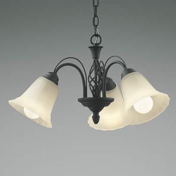 【送料無料】コイズミ照明 LEDシャンデリア 白熱球60W×3灯相当 電球色 AP39695L