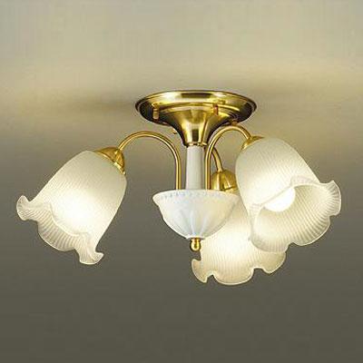 【送料無料】大光電機 LEDシャンデリア 白熱球60W×3灯相当 電球色 DCH-39454Y