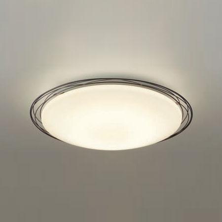 【送料無料】大光電機 LEDシーリングライト ~8畳用 調光・調色機能付 電球色~昼光色 DCL-39960
