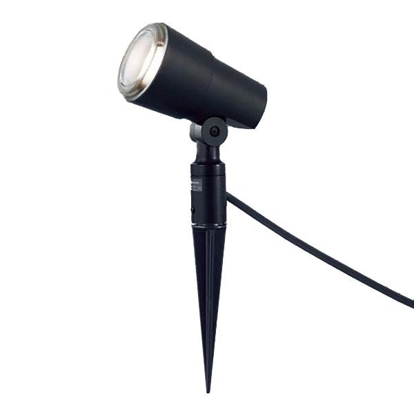 【送料無料】パナソニック LEDスポットライト 白熱球50W相当 電球色 プラグ付 LGW45021BK