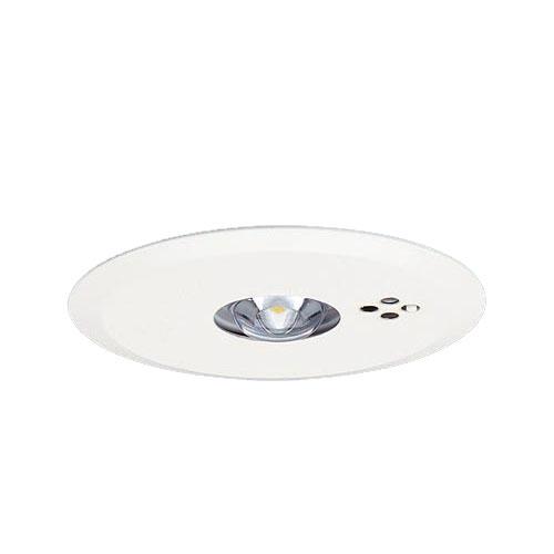 【送料無料】パナソニック LED非常灯 断熱・遮音施工用 埋込型 Φ100 低天井用 ~3m NNFB91405J