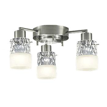 【送料無料】オーデリック LEDシャンデリア 白熱球100W×3灯相当 電球色~昼光色 Bluetooth調光・調色可能 OC005012BC
