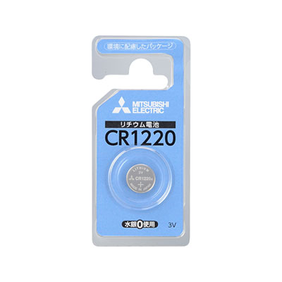 送料無料 三菱 リチウムコイン電池 1BP-100SET 100個セット CR1220D 毎週更新 高い素材