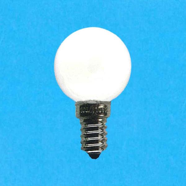 アサヒ ボール電球 100-110V 40W 注目ブランド 直径40mm 口金E14 ホワイト G40E14100 S -25SET 25個セット セール特価品 110V-40W