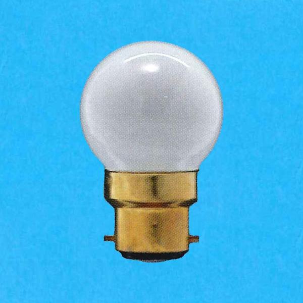 アサヒ ボール電球 110V 10W 直径40mm 口金B22D フロスト -25SET 豪華な G40B22D110V-10W F 25個セット 期間限定の激安セール