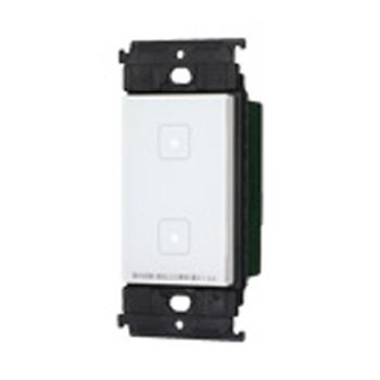 送料無料 新品 送料無料 パナソニック タッチお好み点灯ダブルスイッチ マットホワイト 流行 WTY5332W 受信器