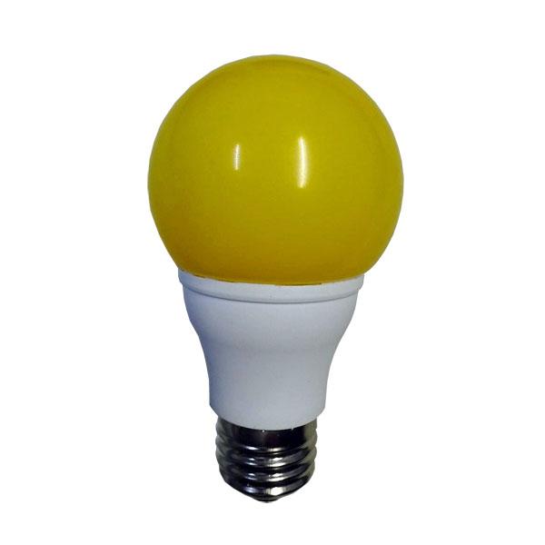 【送料無料】東京メタル LED電球 虫よけタイプ 40W形相当 黄色 口金E26 [10個セット] LDA5YMUSI-TM-10SET