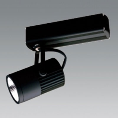 【送料無料】ユニティ LEDスポットライト CDM-R35W相当 4000K 中角 調光可能 ブラック レール取付専用 USL-5262MB-40