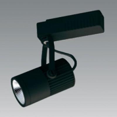 【送料無料】ユニティ LEDスポットライト 12Vハロゲン50W相当 4000K 中角 調光可能 ブラック レール取付専用 USL-5151MB-40