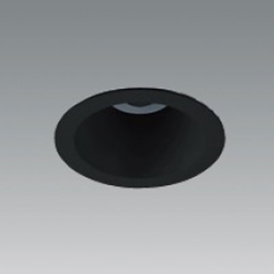 【送料無料】ユニティ LEDダウンライト Φ100 3000K FHT42W×3灯相当 ブラック UDL-1106B-30/34