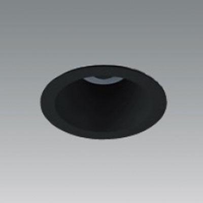 【送料無料】ユニティ LEDダウンライト Φ100 3500K FHT42W×3灯相当 ブラック UDL-1106B-35/34