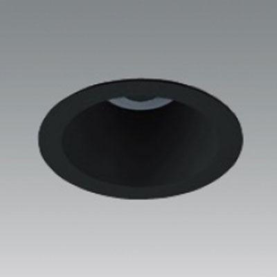 【送料無料】ユニティ LEDダウンライト Φ125 3000K FHT42W×2灯相当 ブラック UDL-1209B-30/28