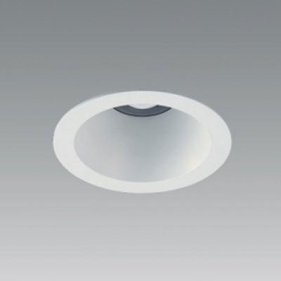 【送料無料】ユニティ LEDダウンライト Φ100 4000K FHT42W×2灯相当 ホワイト UDL-1105W-40/28