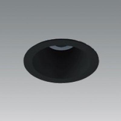 【送料無料】ユニティ LEDダウンライト Φ100 3500K FHT42W×2灯相当 ブラック UDL-1105B-35/28