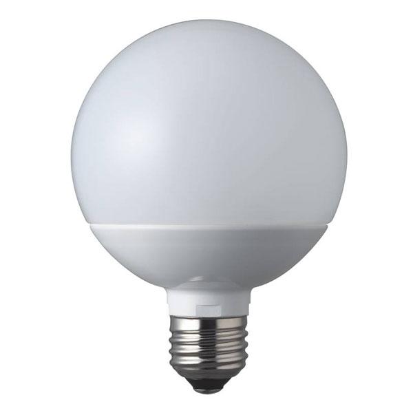 【送料無料】パナソニック LED電球 ボール電球タイプ 60W形相当 昼光色 口金E26 外径95mm [10個セット] LDG6D-G/95/W-10SET