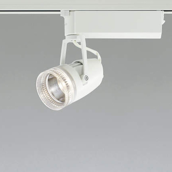 【送料無料】コイズミ照明 LEDスポットライト JR12V50W相当 4000K Ra97 配光角20° ファインホワイト レール取付専用 XS40852L