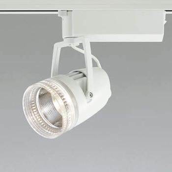 【送料無料】コイズミ照明 LEDスポットライト HID35~50W相当 4000K Ra97 配光角20° ファインホワイト レール取付専用 XS40861L