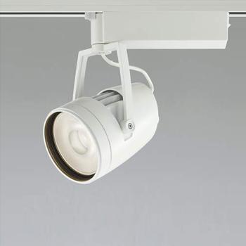 【送料無料】コイズミ照明 LEDスポットライト HID100W相当 4000K Ra85 配光角21° ファインホワイト レール取付専用 XS41046L