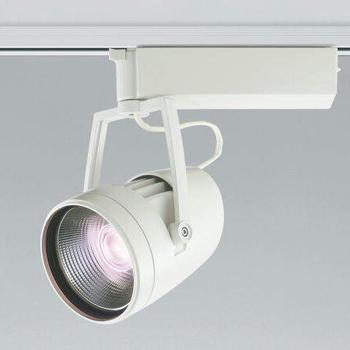 【送料無料】コイズミ照明 LEDスポットライト HID35~50W相当 生鮮用 3700K 配光角30° ファインホワイト レール取付専用 XS44592L