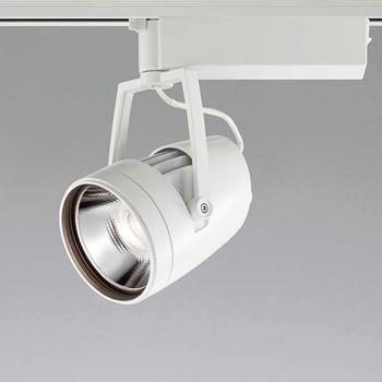 【送料無料】コイズミ照明 LEDスポットライト HID100W相当 3500K Ra97 配光角50° ファインホワイト レール取付専用 XS45937L