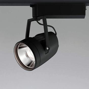 【送料無料】コイズミ照明 LEDスポットライト HID100W相当 4000K Ra97 配光角50° ブラック レール取付専用 XS45953L