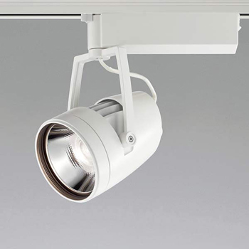 【送料無料】コイズミ照明 LEDスポットライト HID70W相当 3000K Ra97 配光角20° ファインホワイト レール取付専用 XS45955L