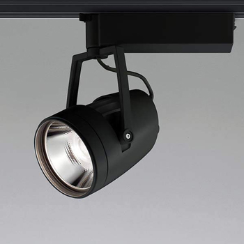 【送料無料】コイズミ照明 LEDスポットライト HID70W相当 4000K Ra97 配光角15° ブラック レール取付専用 XS45974L