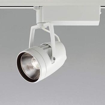 【送料無料】コイズミ照明 LEDスポットライト HID70W相当 4000K Ra97 配光角15° ファインホワイト レール取付専用 XS45990L