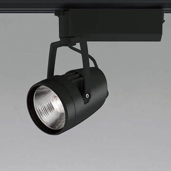 【送料無料】コイズミ照明 LEDスポットライト HID70W相当 2700K Ra97 配光角20° ブラック レール取付専用 XS45995L