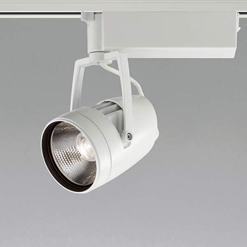 【送料無料】コイズミ照明 LEDスポットライト HID35W相当 2700K Ra97 配光角30° ファインホワイト レール取付専用 XS46028L