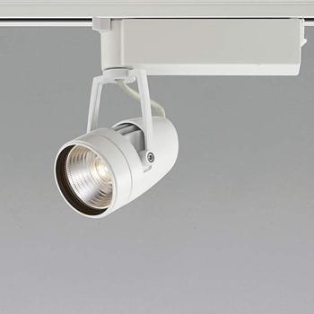 【送料無料】コイズミ照明 LEDスポットライト HID35W相当 3000K Ra97 配光角20° ファインホワイト レール取付専用 XS46055L