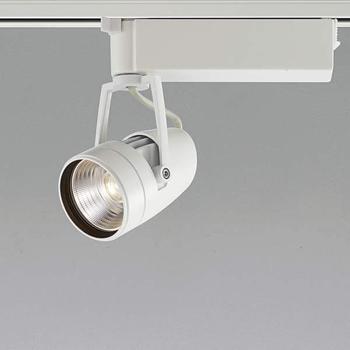 【送料無料】コイズミ照明 LEDスポットライト JR12V50W相当 3000K Ra97 配光角20° ファインホワイト レール取付専用 XS46083L