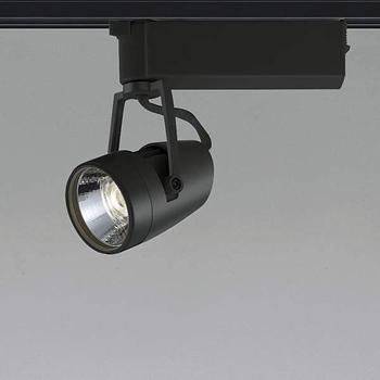 【送料無料】コイズミ照明 LEDスポットライト JR12V50W相当 2700K Ra97 配光角20° ブラック レール取付専用 XS46095L
