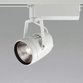 【送料無料】コイズミ照明 LEDスポットライト HID35W相当 4000K Ra97 配光角45° ファインホワイト 調光可能 レール取付専用 XS46117L