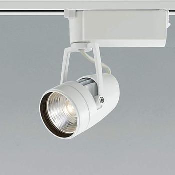 【送料無料】コイズミ照明 LEDスポットライト JR12V50W相当 3000K Ra97 配光角15° ファインホワイト 調光可能 レール取付専用 XS47776L