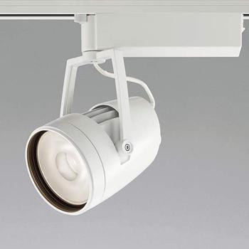 【送料無料】コイズミ照明 LEDスポットライト HID70W相当 3500K Ra85 配光角20° ファインホワイト レール取付専用 XS48203L