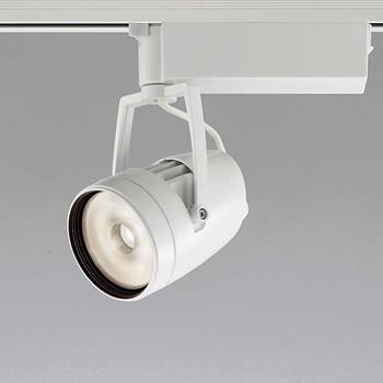 【送料無料】コイズミ照明 LEDスポットライト HID35W相当 3500K Ra85 配光角20° ファインホワイト レール取付専用 XS48227L