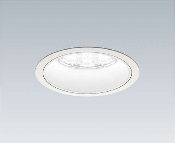 遠藤照明  ERD2166W-S  ベースダウンライト 白コーン Φ100