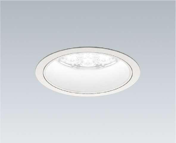遠藤照明  ERD2167W-P  ベースダウンライト 白コーン Φ100