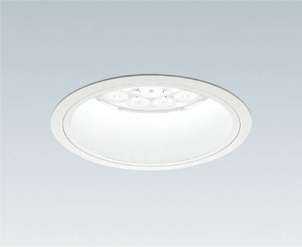 遠藤照明  ERD2172W  ベースダウンライト 白コーン Φ125