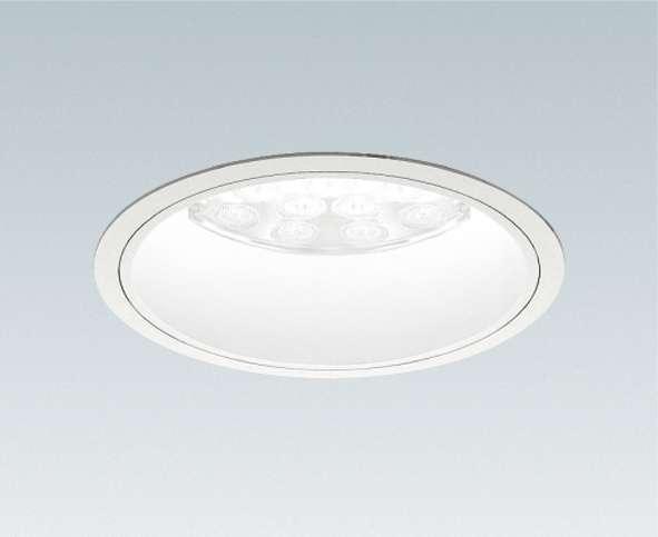 遠藤照明  ERD2185W-P  ベースダウンライト 白コーン Φ150