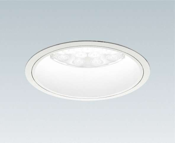 遠藤照明  ERD2186W-S  ベースダウンライト 白コーン Φ150