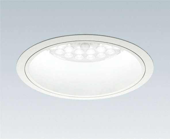 遠藤照明  ERD2196W-S  ベースダウンライト 白コーン Φ200