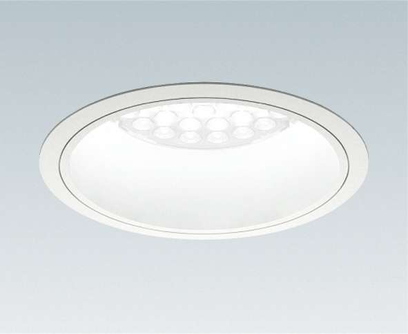 遠藤照明  ERD2207W-P  ベースダウンライト 白コーン Φ200