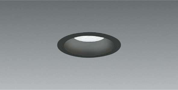 遠藤照明  ERD4362B  ベースダウンライト 浅型黒コーン Φ75