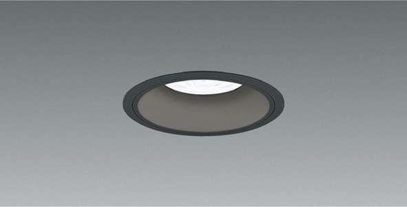 遠藤照明  ERD4368B  ベースダウンライト 浅型黒コーン Φ125