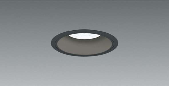 遠藤照明  ERD4431B  ベースダウンライト 浅型黒コーン Φ125