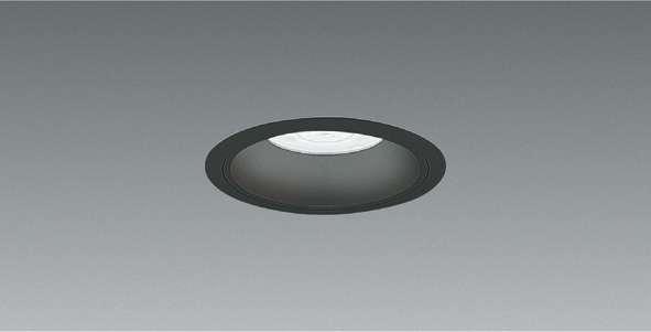遠藤照明  ERD4902B  ベースダウンライト 浅型黒コーン Φ100