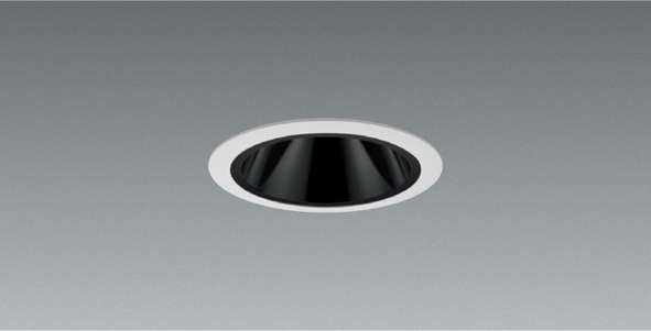 遠藤照明  ERD5725W_RX368N  グレアレス ベースダウンライト黒コーン Φ75